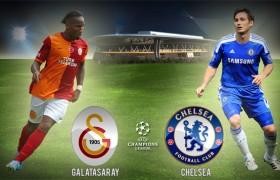 Galatasaray'ın Konuğu Chelsea