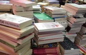 korsan kitap ele geçirildi 400 bin liralık