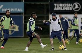 Konya'da moral arayan Fenerbahçe