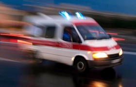 Çanakkale'de feci kaza: 2 ölü, 3 yaralı var