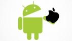 Android iOS'u mideye indirdi