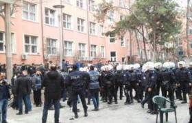 Ankara Üniversitesi olayında 1 kişi tutuklandı