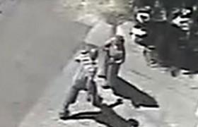 Antalya'da bir kadın cinayeti görüntüleri daha