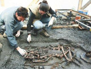 Almanya ve İngiltere arkeolojik kazı izniyle petrol araması yapıldı