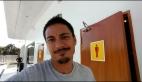 Benzin İstasyonunda Tuvalete giren adamın şaşkınlığı
