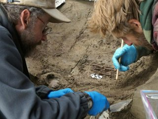 Kuzey Amerika'da Buz Devri'nde yaşamış iki bebeğin kalıntıları bulundu
