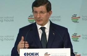 Başbakan Davutoğlu Macaristan'a vizeleri kaldırdık