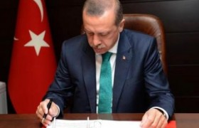 Cumhurbaşkanı Erdoğan üç kanunu onayladı
