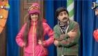 Evli çiftin kayak dersi – Güldür Güldür Show