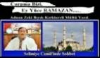 Sıradışı Müftü: Çarpma Bizi Ramazan