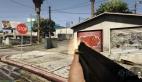 Grand Theft Auto V FPS mode oynanış videosu