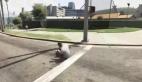GTA 5 Oyunu araba kazaları