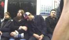 Hayrettin – Metroda Uyuma Şakası – Türkiye