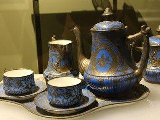 Türk Kahvesi Sergiye Konu Oldu