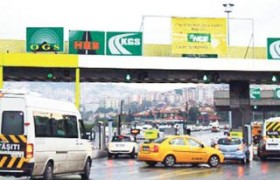 Köprü ve otoyollardan 67 milyon lira gelir elde edildi