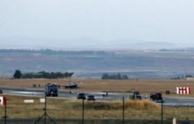 Malatya'da 2 askeri eğitim uçağı yere düştü