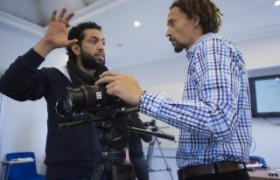 New York Film hocalarından Türk öğrencilere eğitim