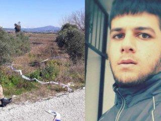 Gaziantep'te kaybolan gencin cesedi bulundu
