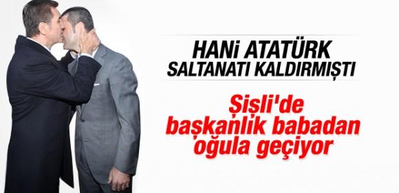 Emir Sarıgül'ün Şişli'deki gücünün sırrı mecliste