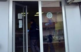 Tekirdağ'da PTT şubesini silahla soyan iki kişi yakalandı