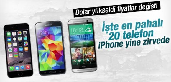 En pahalı akıllı telefon hangileri