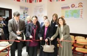 Macaristanlı öğrencilere destek