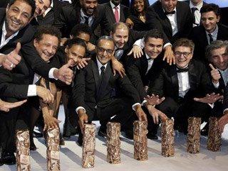 Cesar sinema ödüllerinde Timbuktu rüzgarı esti