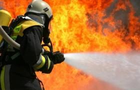 Bilecik'te tek katlı evde yangın çıktı