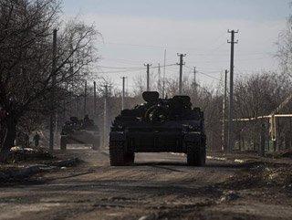 Ukrayna'da ateşkes ihlal ediliyor